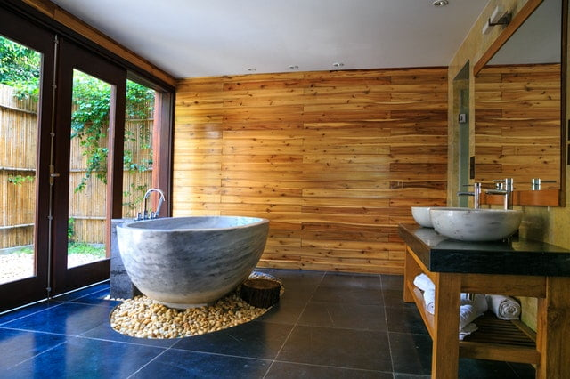 How To Upgrade Your Standard Bathroom Into A Spa