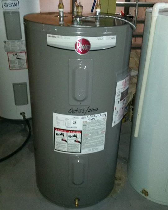 How To Insulate Your Water Heater